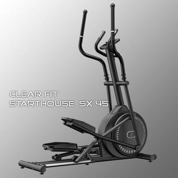 Эллиптический тренажер Clear Fit StartHouse SX 45